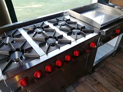 cocinas industriales equpamiento gastronómico