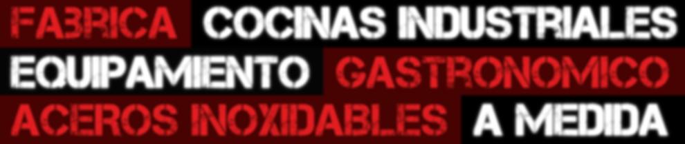 Logo OFFIMAQUINAS Fábrica cocinas industrales acero inoxidable