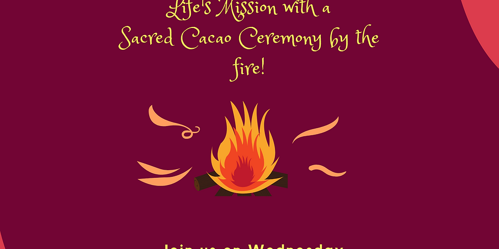 Full Moon Sacred Cacao Fire Ceremony