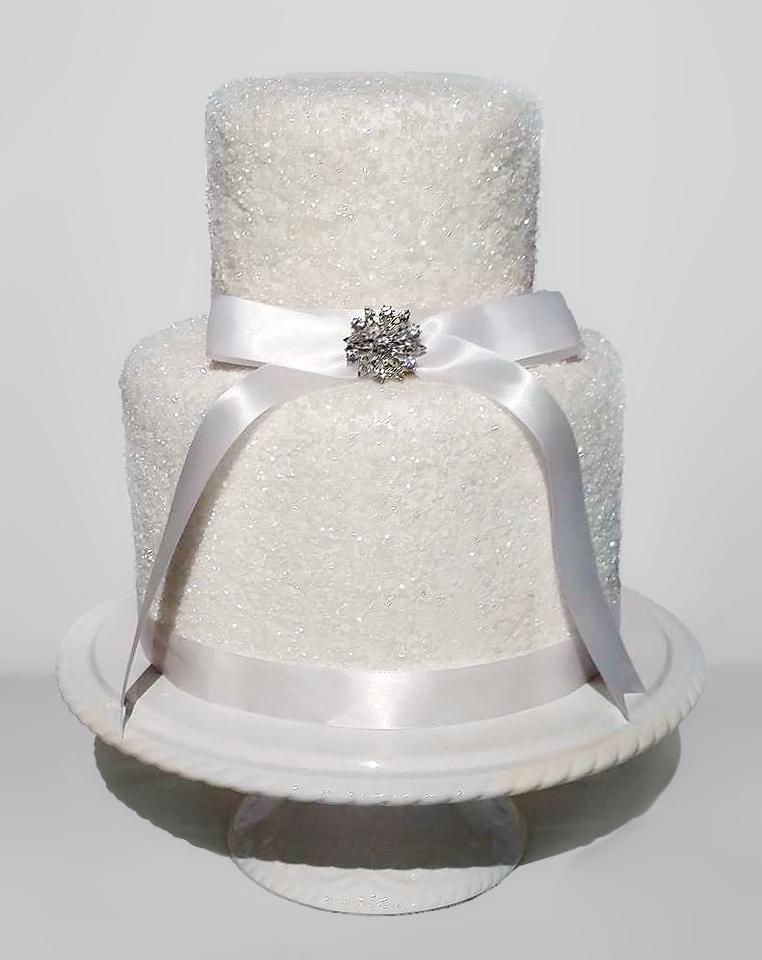 Glitter Sugar Cake