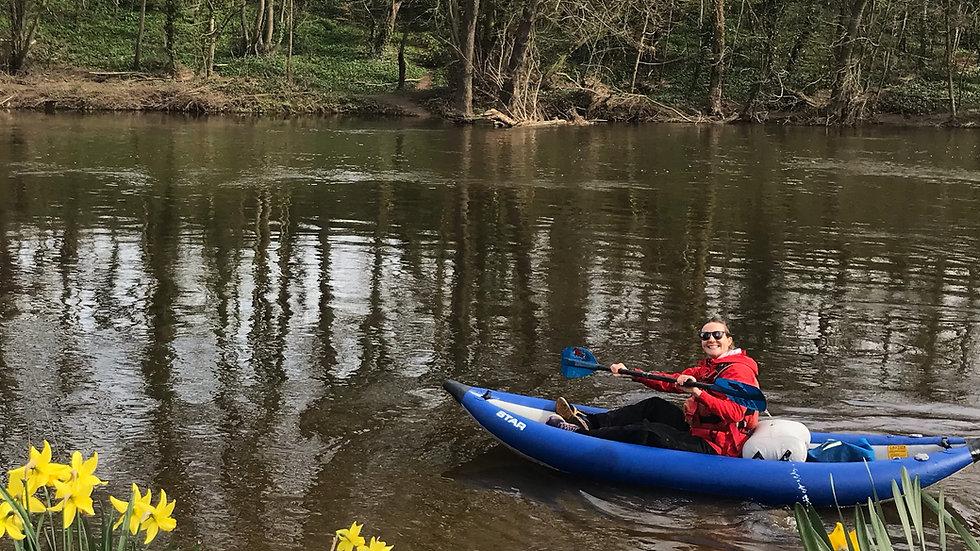 Nature Spotters River Tour