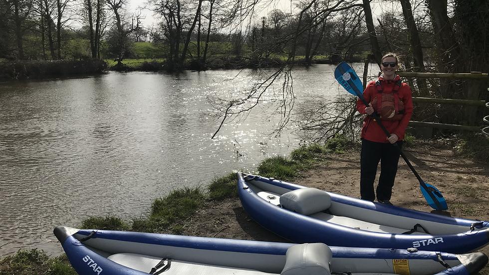 Chester Town Kayak Tour