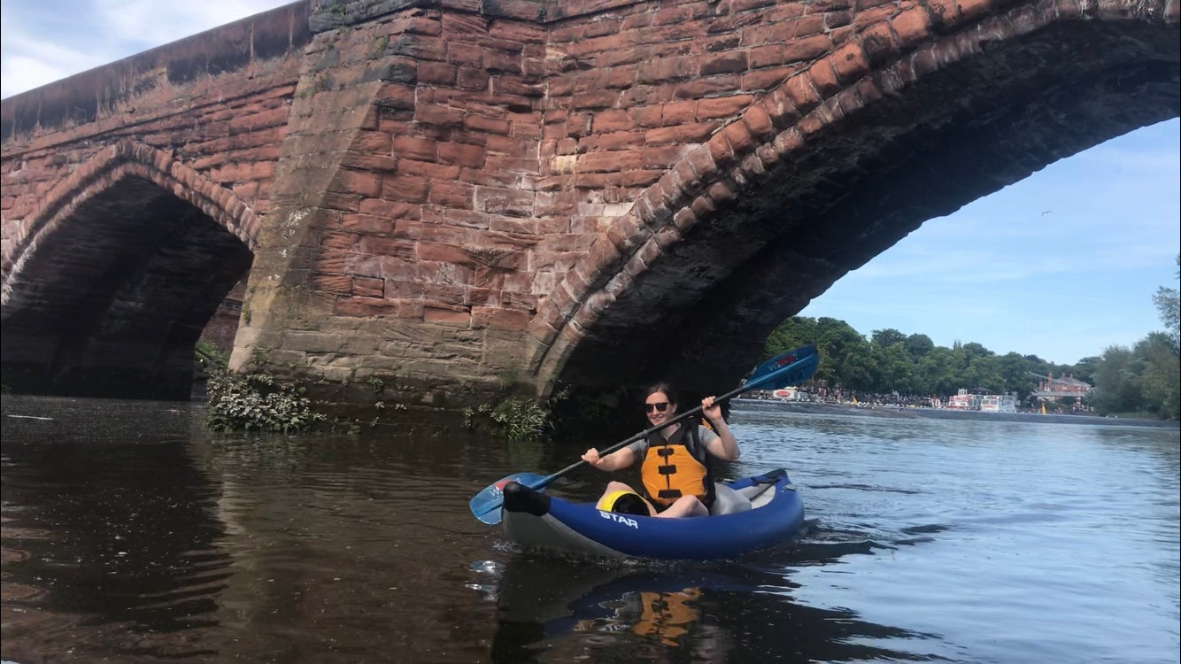 Chester Town River Tour (For 2)