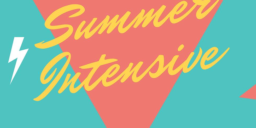2021 Summer Intensive