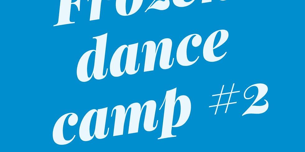 Frozen Dance Camp #2