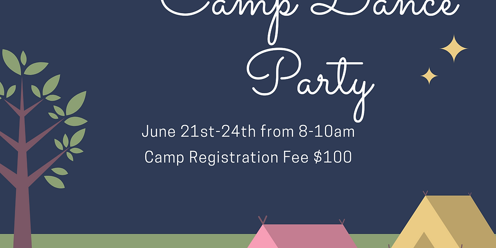 Camp Dance Party