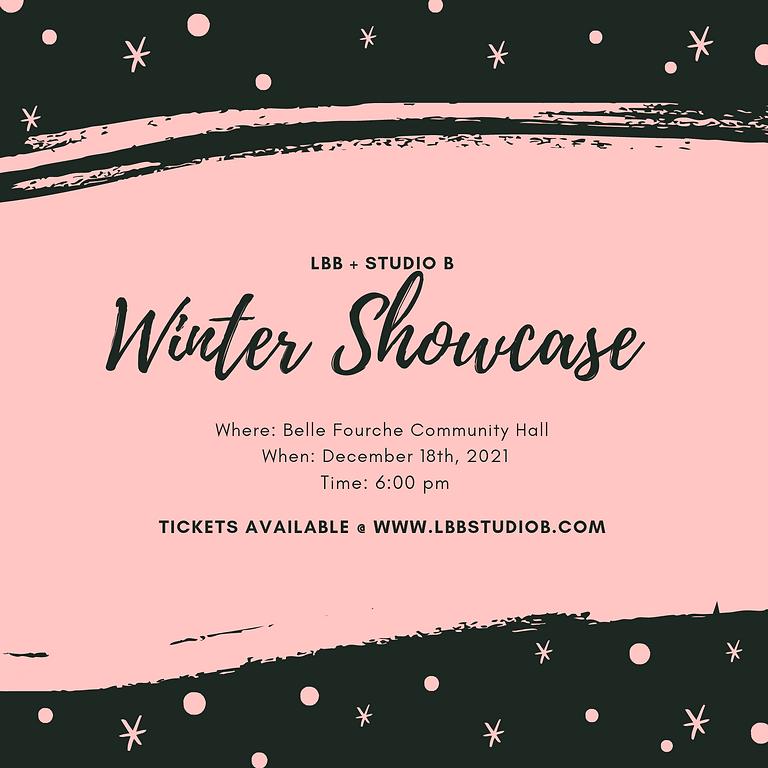 2021 Winter Showcase