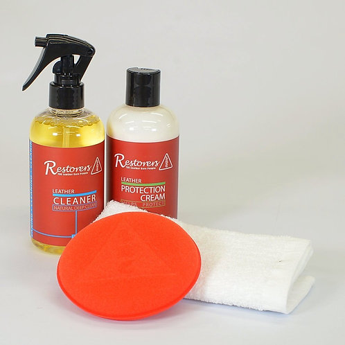 Leather Care Kit (250ml)
