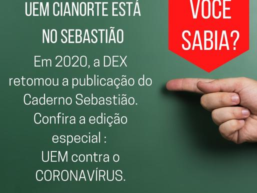 UEM Cianorte está no Sebastião