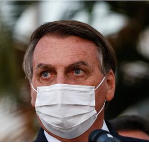Bolsonaro sentiu, e não foi pouco