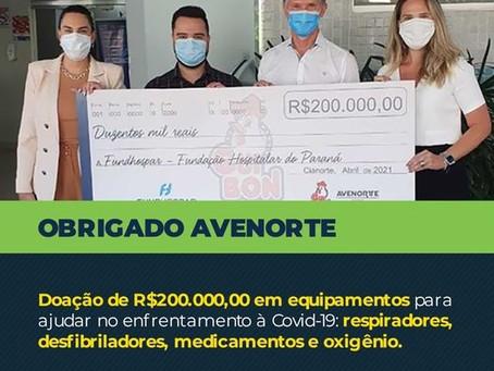 Parabéns a Avenorte! Que seja esse um exemplo a ser seguido por outros empresários.