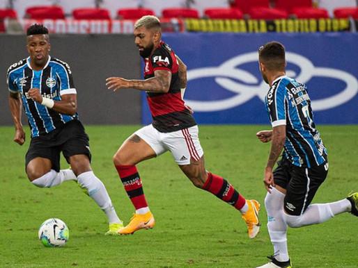 Grêmio vai de ameaça de W.O. à articulação contra o Fla em uma semana.