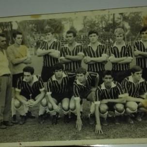 A Foto Que Virou Saudade SER JAPURÁ, CAMPEÃ AMADORA EM 1969