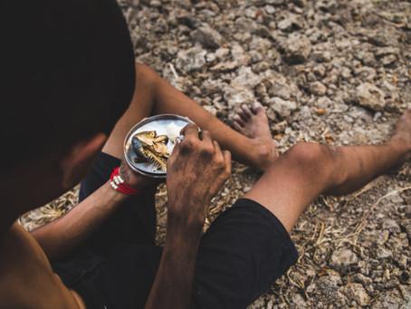 10,3 milhões de brasileiros em um Natal com fome