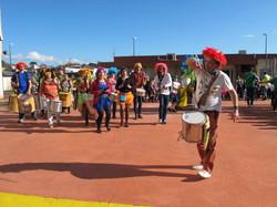 batucada Samba rural carnaval de Castres