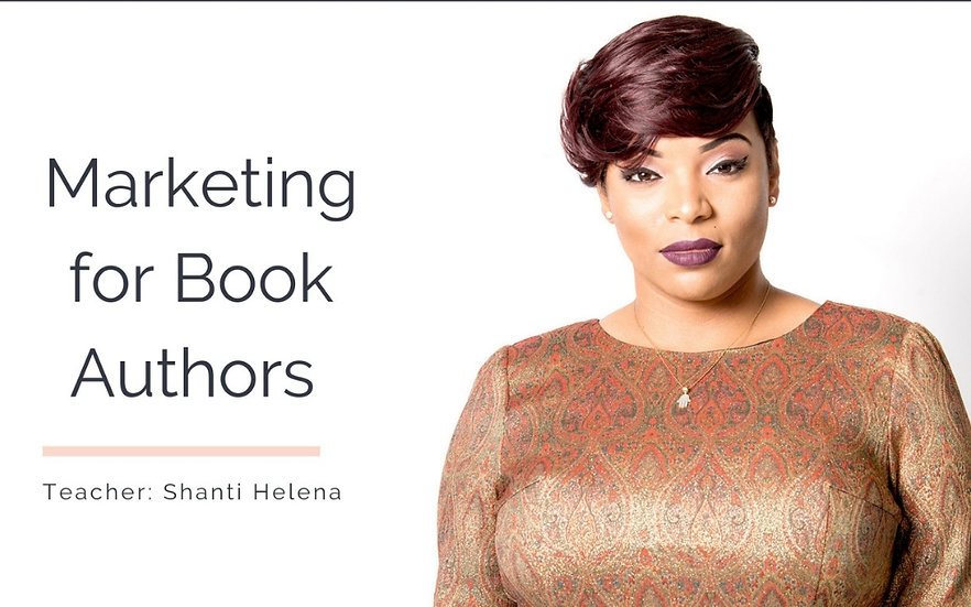 Marketing for Book Authors Part 1