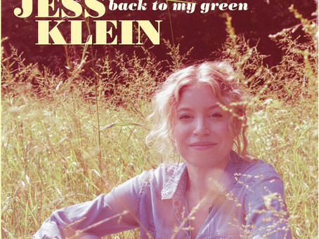 JESS KLEIN – BACK TO MY GREEN: REVIEW