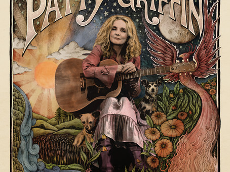 PATTY GRIFFIN – PATTY GRIFFIN: REVIEW