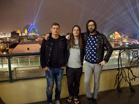 THE GLORIOUS SONS: INTERVIEW