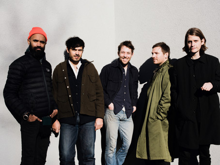 FLEET FOXES: CRACKING UP, MAKING UP AND COMING BACK
