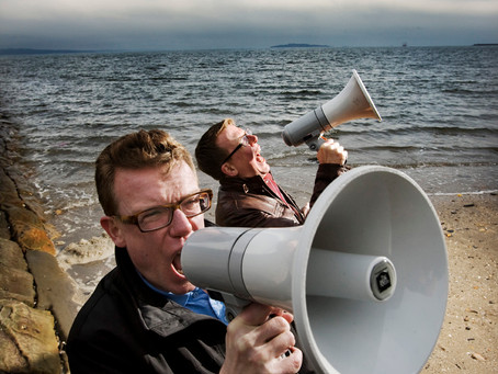 RAGE AGAINST THE ANGER MACHINE: THE PROCLAIMERS INTERVIEW