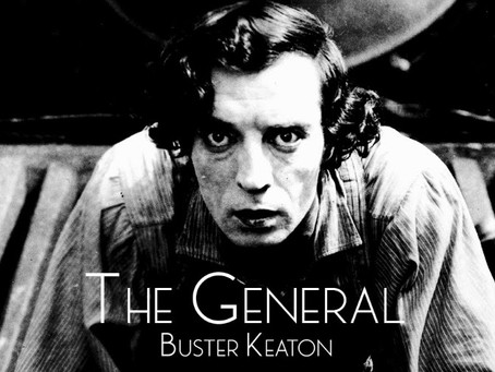 WHY THE LONG FACE? WIND BACK WEDNESDAY GETS ON BOARD BUSTER KEATON'S CLASSIC SILENT FILM, THE GENERA