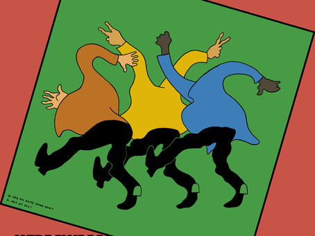 PARQUET COURTS – WIDE AWAKE!: REVIEW
