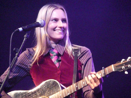RIGHTING SOME WRONGS FOR AIMEE MANN IN WIND BACK WEDNESDAY