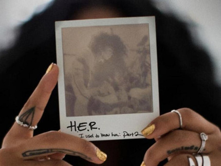 H.E.R. – I USED TO KNOW HER PART 2: REVIEW