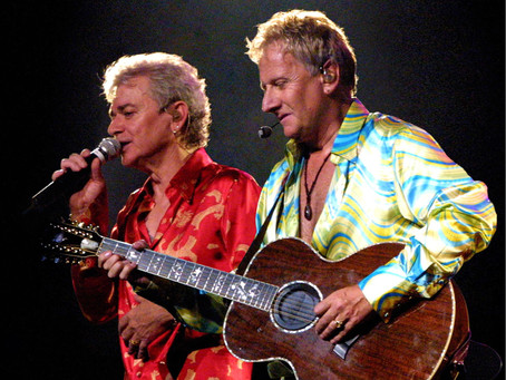 MAKING LOVE OUT OF NOTHING BUT GALL: WIND BACK WEDNESDAY FINDS AIR SUPPLY IN NEED