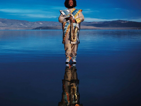 KAMASI WASHINGTON – HEAVEN AND EARTH: REVIEW