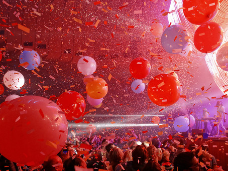 THE FLAMING LIPS – LIVE: REVIEW