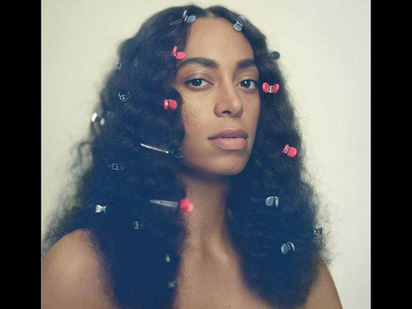 SOLANGE - A SEAT AT THE TABLE: REVIEW
