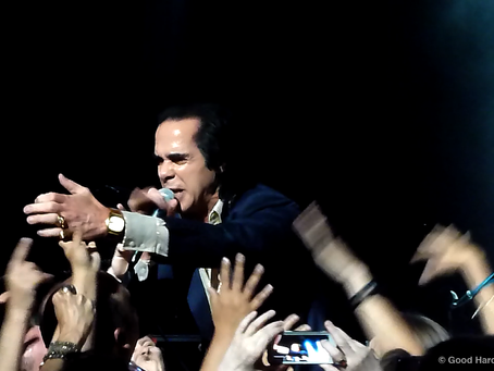 NICK CAVE LIVE: TOGETHER, NOT ALONE