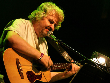 WHAT DO WE WANT FROM AN ARTIST?: DANIEL JOHNSTON IN WIND BACK WEDNESDAY