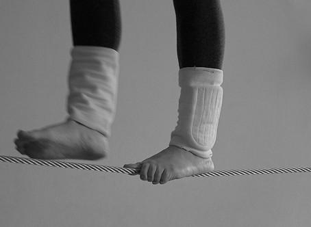 BALANCED ON A WIRE: A PLAYLIST