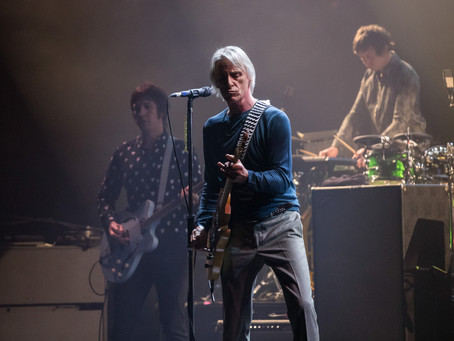 PAUL WELLER LIVE AT THE SYDNEY OPERA HOUSE: REVIEW