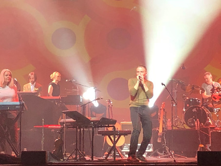 THE PARTY LINE - BELLE AND SEBASTIAN LIVE: REVIEW