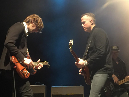 JASON ISBELL & THE 400 UNIT LIVE: REVIEW