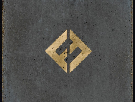 FOO FIGHTERS - CONCRETE AND GOLD: REVIEW