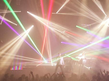 UNDERWORLD – LIVE: REVIEW