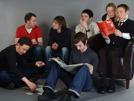 WIND BACK WEDNESDAY GOES GENTLY INTO THE GOOD NIGHT WITH BELLE AND SEBASTIAN