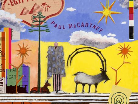 PAUL MCCARTNEY – EGYPT STATION: REVIEW