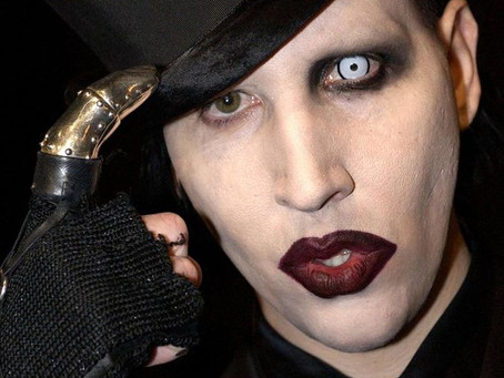 I SHOCK THEREFORE I AM: MARILYN MANSON EXPLAINS ALL TO WIND BACK WEDNESDAY