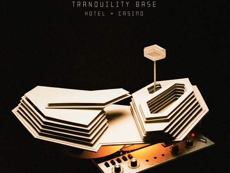 ARCTIC MONKEYS – TRANQUILITY BASE HOTEL + CASINO: REVIEW