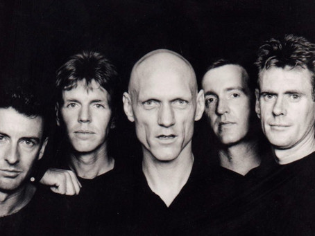 WIND BACK WEDNESDAY AT ONE MINUTE TO MIDNIGHT OIL