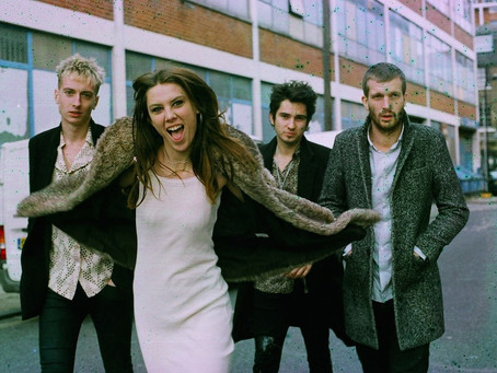 A WOLF IN ALICE'S CLOTHING: WIND BACK WEDNESDAY PACKS IT IN WITH MERCURY PRIZE-WINNING WOLF ALICE
