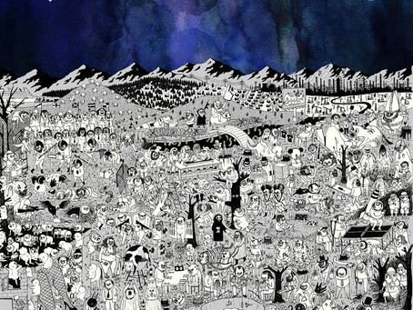 FATHER JOHN MISTY - PURE COMEDY: REVIEW