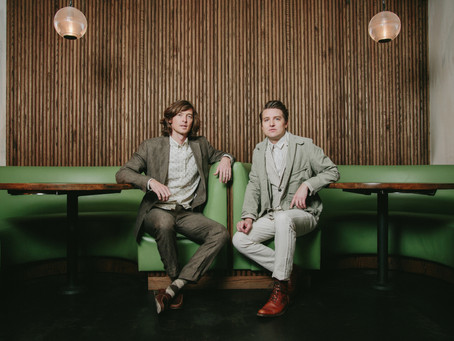 CALL ME BY MY NAME: THE MILK CARTON KIDS INTERVIEW
