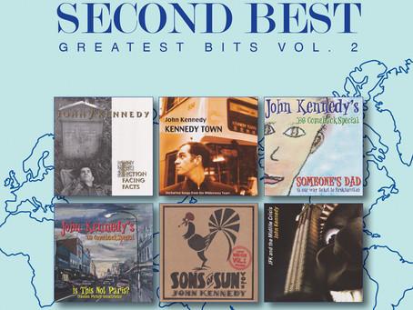 JOHN KENNEDY – SECOND BEST: REVIEW